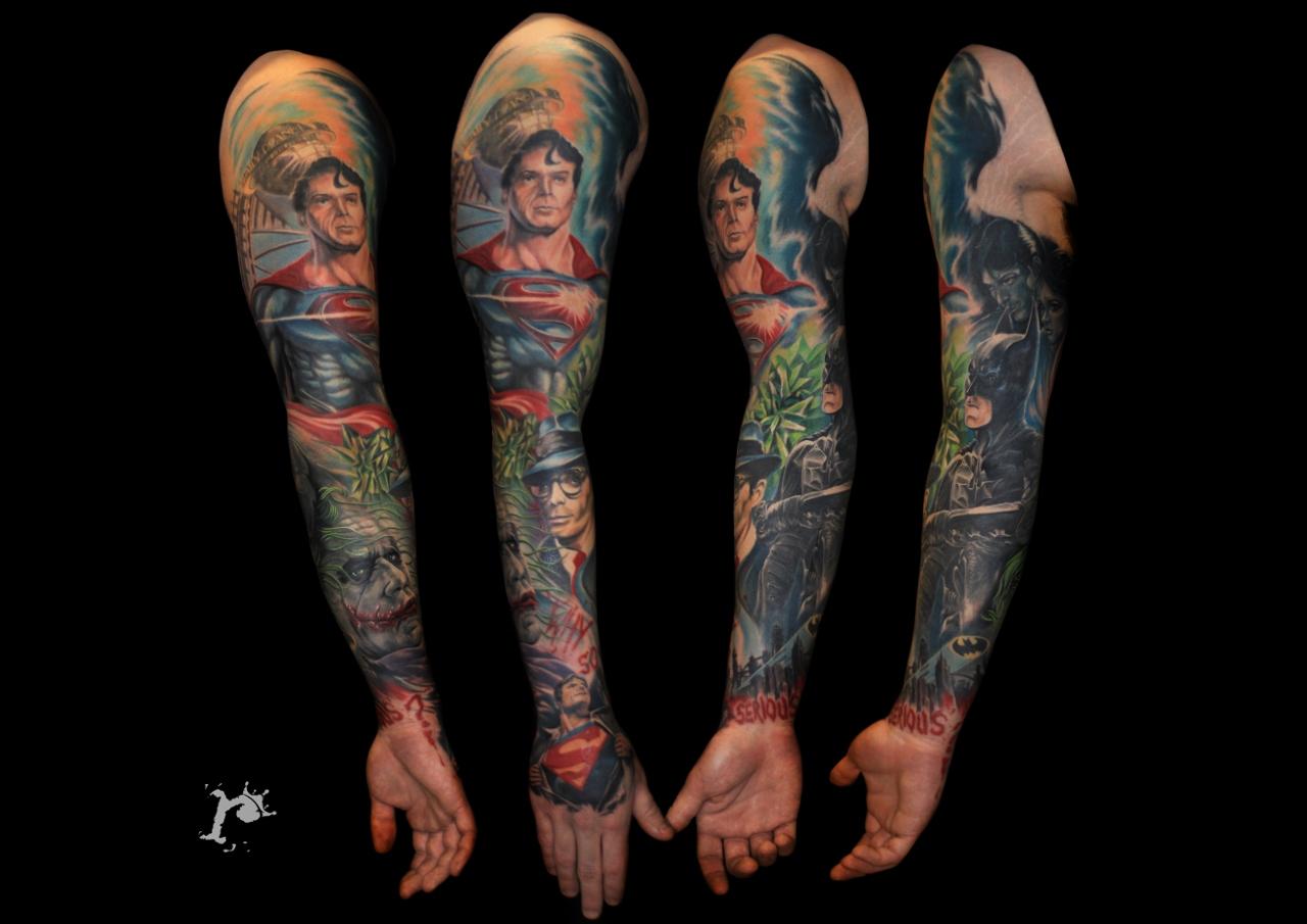 Robert Witczuk Tattoos